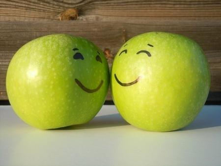 Fruit having sex